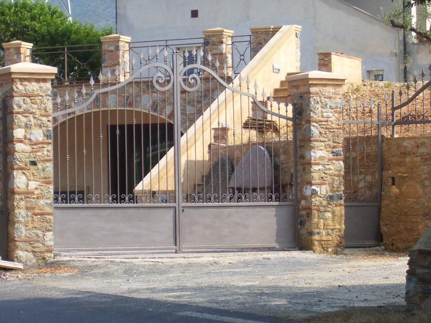 Cancelli Di Legno Prezzi : Vendita cancelli di ferro roma laferpi