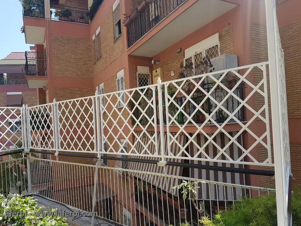 Realizzazione Grigliati In Ferro Roma Laferpi