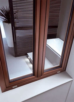 Finestre in alluminio roma produzione e installazione di infissi legno alluminio roma laferpi - Finestre in alluminio roma ...