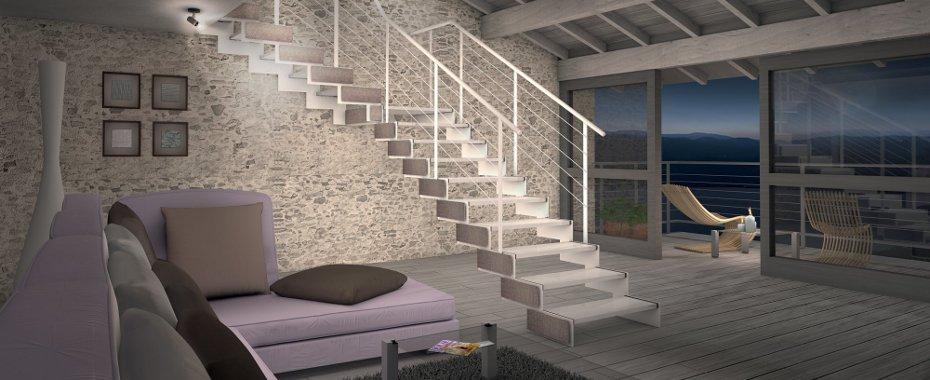 Tettoie moderne prezzi - Tipi di scale per interni ...